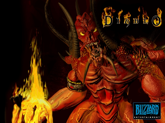 Diablo 1 character classes